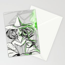 Electric Which Stationery Cards