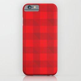 Lumberjack Buffalo Plaid  iPhone Case