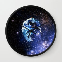 Doctor Who - Three Wall Clock
