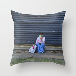 PHOTOGRAPHY - A book is a dream Throw Pillow