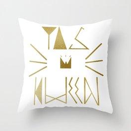 YAS KWEEN Throw Pillow