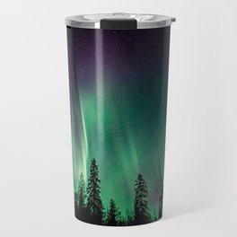 Aurora Borealis (Heavenly Northern Lights) Travel Mug