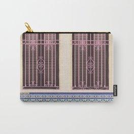 Havana Windows Carry-All Pouch