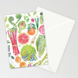Spring Harvest Stationery Cards