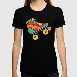 Get your skates on! T-shirt
