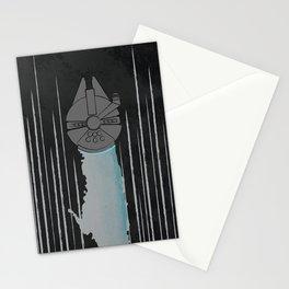"""Less Than Twelve Parsecs"" Stationery Cards"