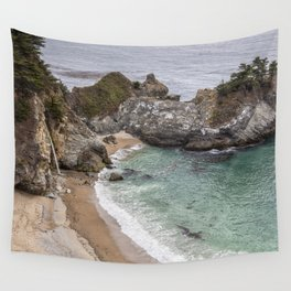McWay Waterfall, Summer 2021 Wall Tapestry