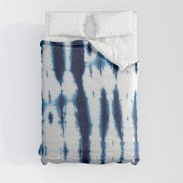 Linen Shibori Shirting Comforters