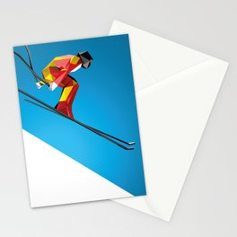 Racer Stationery Cards