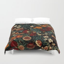EXOTIC GARDEN - NIGHT XXI Duvet Cover