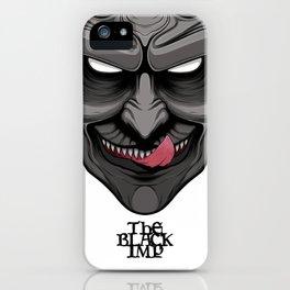 The Black Imp 02 iPhone Case