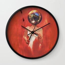 Discoteque Wall Clock