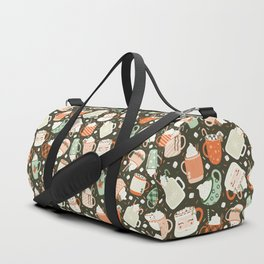 Christmas Cocoa Duffle Bag