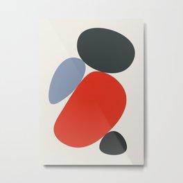 Abstract No.14 Metal Print