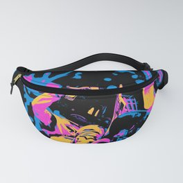 What a Ride! - Motocross Rider Fanny Pack