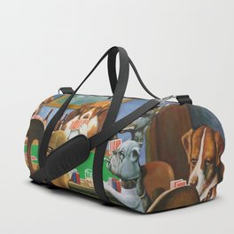 A FRIEND IN NEED - C.M. COOLIDGE Duffle Bag