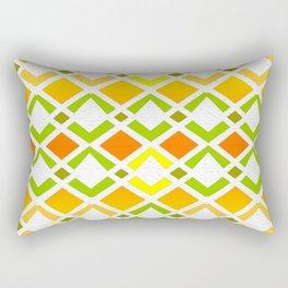 SUMMER DAYS DIAMONDS IN THE SUN ARTWORK Rectangular Pillow