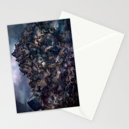 To Hell And Back Stationery Cards
