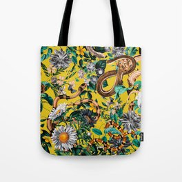 Dangers in the Forest IV Tote Bag