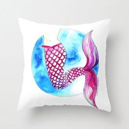 Sirena Portorra Throw Pillow