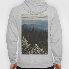 Smoky Mountains - Nature Photography Hoody