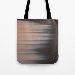 Pink shore Tote Bag