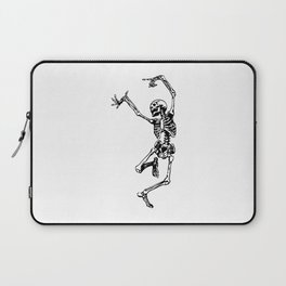 Dancing Skeleton | Day of the Dead | Dia de los Muertos | Skulls and Skeletons | Laptop Sleeve