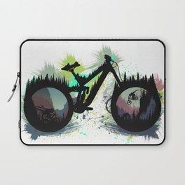 Wicked Bike Laptop Sleeve
