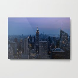 New York City 43 Metal Print