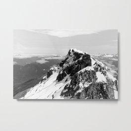Mount Aspiring Metal Print