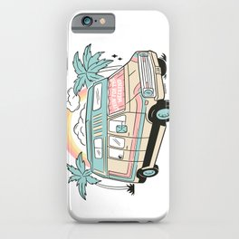 LIVIN' FOR THE WEEKEND iPhone Case