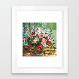 Tin Can Studio Floral 2 Framed Art Print
