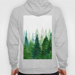Pine Trees 2 Hoodie