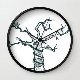Crown of King Wall Clock