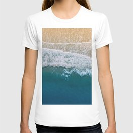 Water on the Beach (Color) T-shirt