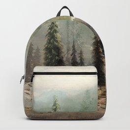 Mountain Black Bear Backpack