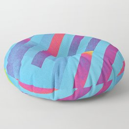 Pattern 1 Floor Pillow