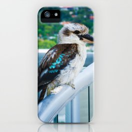 Kooky Kookaburra iPhone Case