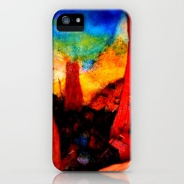 Naked Circus iPhone Case