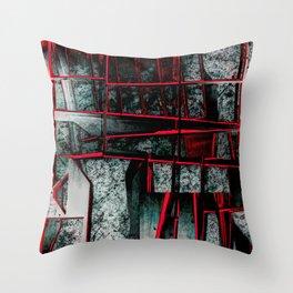J2A ma135 Top Throw Pillow