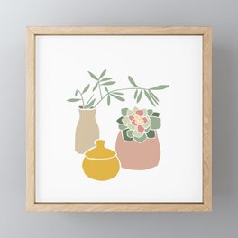 Still life. Framed Mini Art Print