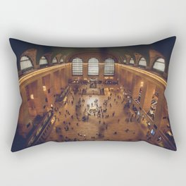 Grand Central Station  Rectangular Pillow
