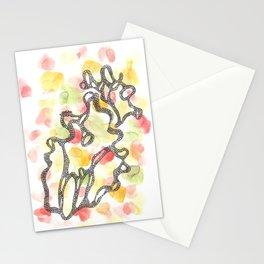 Scandi Micron Art Design | 170808 Micron Watercolour 6 Stationery Cards