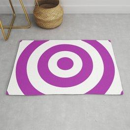Target (Purple & White Pattern) Rug
