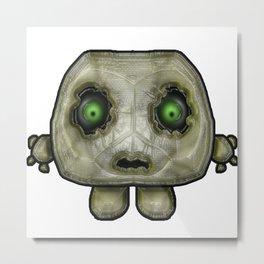 apple angst kid Metal Print