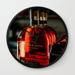 Woodford Reserve - Kentucky Rye Whiskey Wall Clock