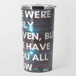 bulletproof eternal Travel Mug