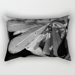 Leafy Afternoon II Rectangular Pillow