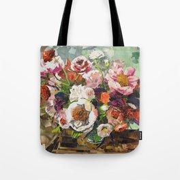 Tin Can Studios Floral 1 Tote Bag