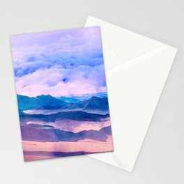 Blue Mountains Land Stationery Cards